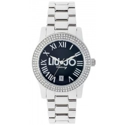 Women's Liu Jo Luxury Watch Steel Infinity TLJ436