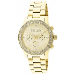 Women's Liu Jo Luxury Watch Steeler TLJ439 Chronograph