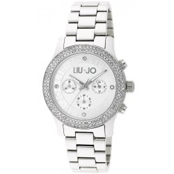 Women's Liu Jo Luxury Watch Steeler TLJ440 Chronograph