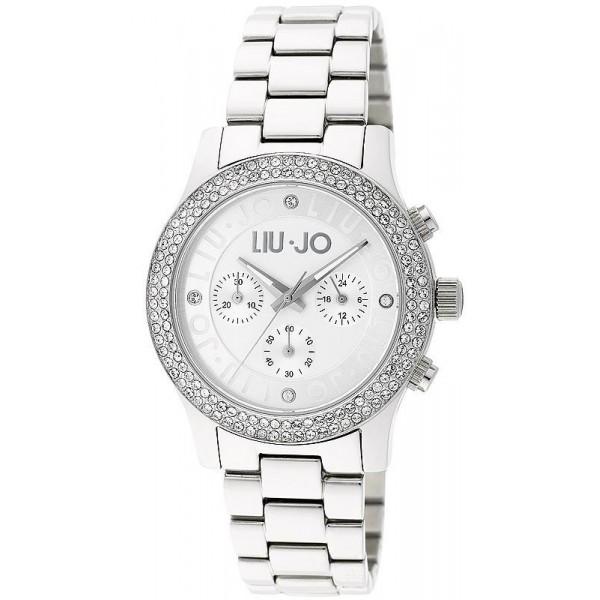 Buy Women's Liu Jo Luxury Watch Steeler TLJ440 Chronograph