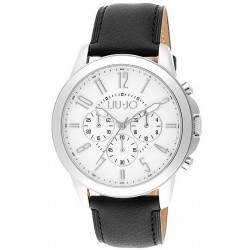 Men's Liu Jo Luxury Watch Jet TLJ824 Chronograph