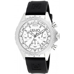 Men's Liu Jo Luxury Watch Derby TLJ830 Chronograph