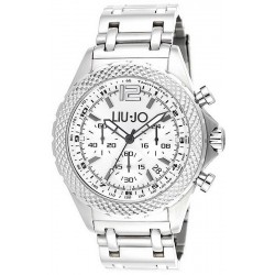 Men's Liu Jo Luxury Watch Derby TLJ833 Chronograph