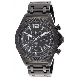 Men's Liu Jo Luxury Watch Derby TLJ835 Chronograph