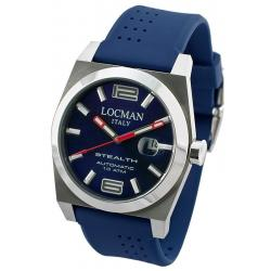 Men's Locman Watch Stealth Automatic 020500BLFNK0GOB