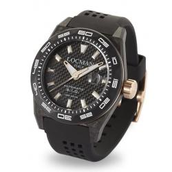 Men's Locman Watch Stealth 300MT Automatic 0216V4-CBCB5N0S2K