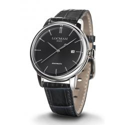 Buy Men's Locman Watch 1960 Automatic 0255A01A-00BKNKPK