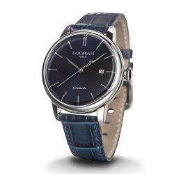 Buy Men's Locman Watch 1960 Automatic 0255A02A-00BLNKPB