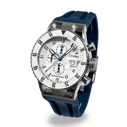 Buy Men's Locman Watch Montecristo Professional Diver Chronograph 051200WBWHNKSIB
