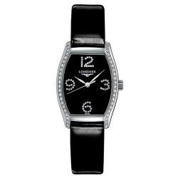 Women's Longines Watch Evidenza L21550572 Diamonds Quartz