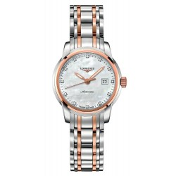 Buy Women's Longines Watch Saint Imier L25635887 Diamonds Mother of Pearl Automatic