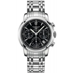 Men's Longines Watch Saint-Imier L27524526 Automatic Chronograph