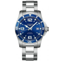 Men's Longines Watch Hydroconquest L36424966 Automatic