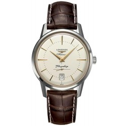 Men's Longines Watch Heritage Flagship Automatic L47954782