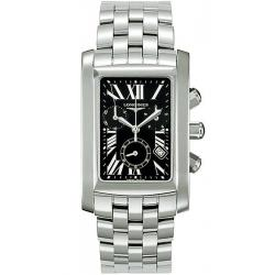 Men's Longines Watch Dolcevita L56804796 Quartz Chronograph