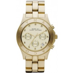 Buy Women's Marc Jacobs Watch Blade MBM3101 Chronograph