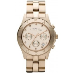 Women's Marc Jacobs Watch Blade MBM3102 Chronograph