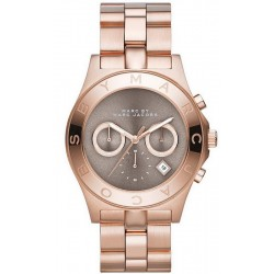 Buy Women's Marc Jacobs Watch Blade MBM3308 Chronograph