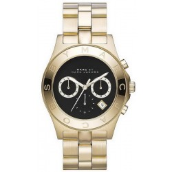 Women's Marc Jacobs Watch Blade MBM3309 Chronograph