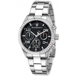 Buy Men's Maserati Watch Competizione R8853100012 Quartz Multifunction