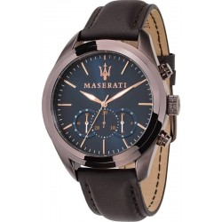 Buy Men's Maserati Watch Traguardo R8871612008 Quartz Chronograph