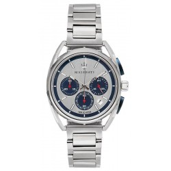 Buy Men's Maserati Watch Ricordo R8873632001 Quartz Chronograph