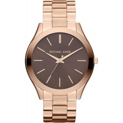 Women's Michael Kors Watch Slim Runway MK3181