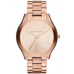 Women's Michael Kors Watch Slim Runway MK3197