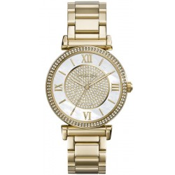 Women's Michael Kors Watch Catlin MK3332 Mother of Pearl
