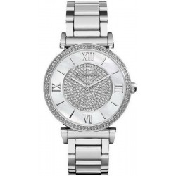 Women's Michael Kors Watch Catlin MK3355 Mother of Pearl