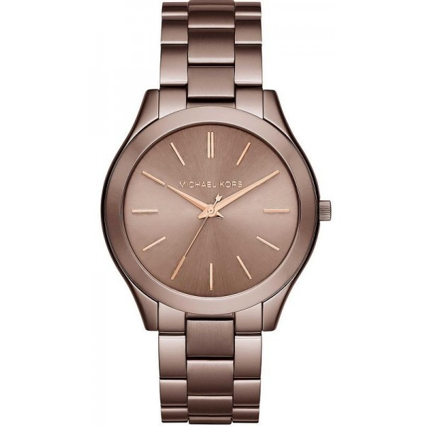 Buy Women's Michael Kors Watch Slim Runway MK3418