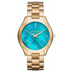 Women's Michael Kors Watch Slim Runway MK3492