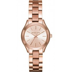 Women's Michael Kors Watch Mini Slim Runway MK3513