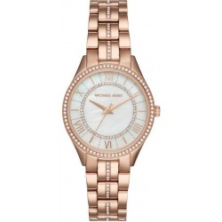 Women's Michael Kors Watch Lauryn MK3716 Mother of Pearl