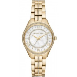 Women's Michael Kors Watch Mini Lauryn MK3899 Mother of Pearl