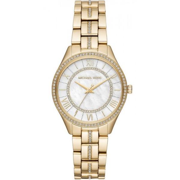 Buy Women's Michael Kors Watch Mini Lauryn MK3899 Mother of Pearl