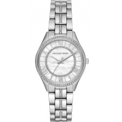 Women's Michael Kors Watch Mini Lauryn MK3900 Mother of Pearl