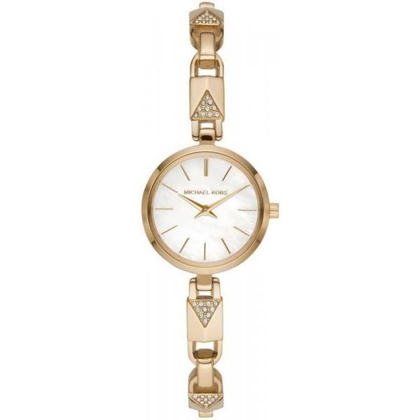 Buy Women's Michael Kors Watch Jaryn Mercer MK4439 Mother of Pearl