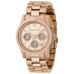 Women's Michael Kors Watch Runway MK5128 Chronograph