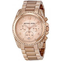 Buy Women's Michael Kors Watch Blair MK5263 Chronograph