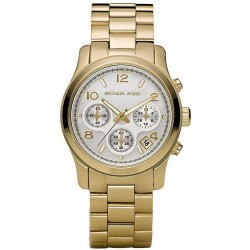Women's Michael Kors Watch Runway MK5305 Chronograph
