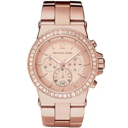 Women's Michael Kors Watch Dylan MK5412 Chronograph
