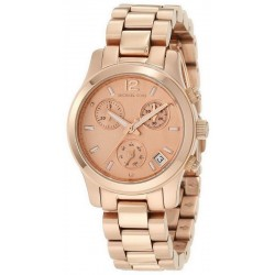 Women's Michael Kors Watch Mini Runway MK5430 Chronograph
