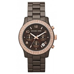 Women's Michael Kors Watch Runway MK5517 Chronograph