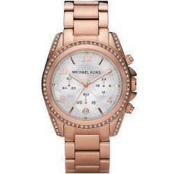 Buy Women's Michael Kors Watch Blair MK5522 Chronograph