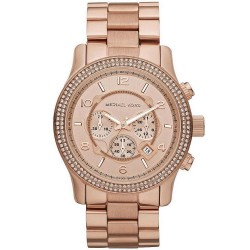 Women's Michael Kors Watch Runway MK5576 Chronograph
