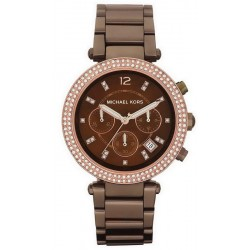 Women's Michael Kors Watch Parker MK5578 Chronograph