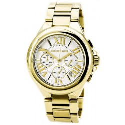 Buy Women's Michael Kors Watch Camille MK5635 Chronograph