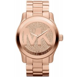 Women's Michael Kors Watch Runway MK5661
