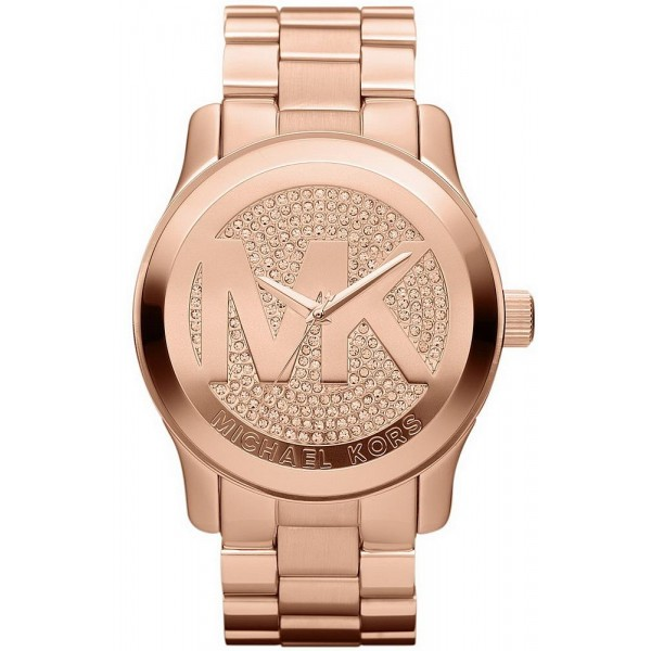 Buy Women's Michael Kors Watch Runway MK5661